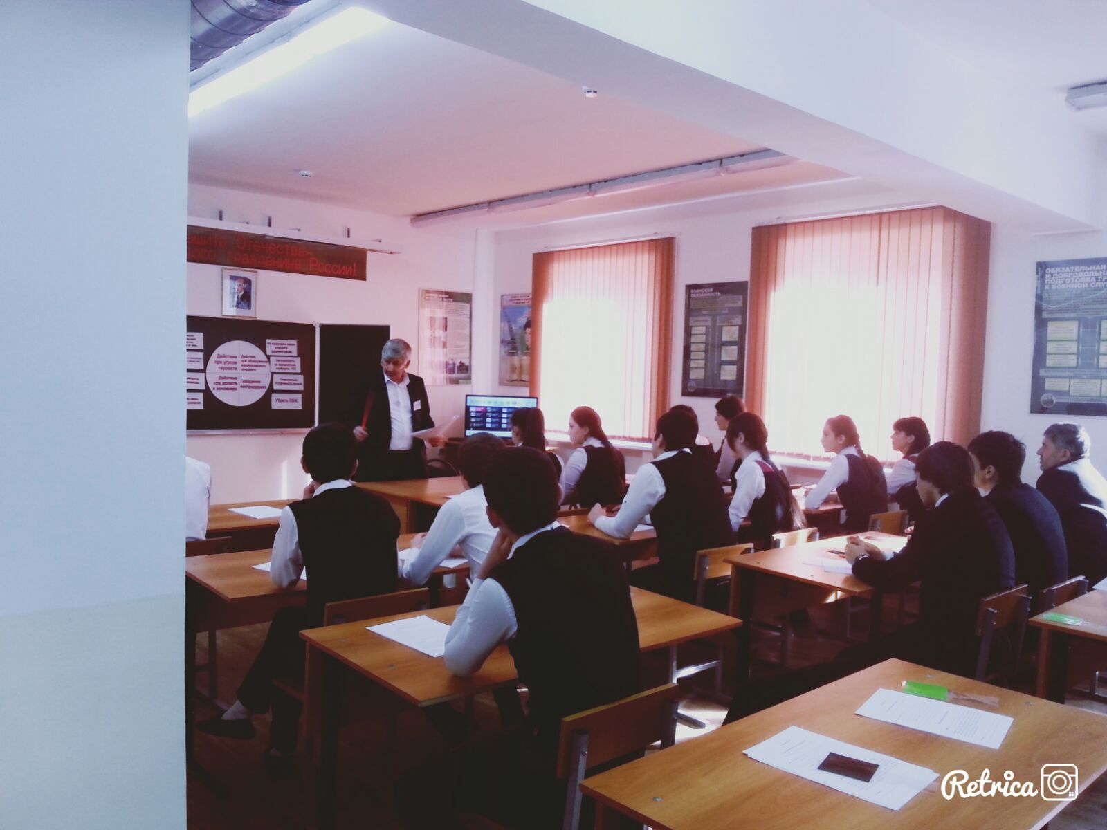 Районный семинар в ГКОУ «СОШ-ДС №1 с.п.Кантышево»
